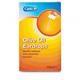 Care Olive Oil Eardrops - 10ml