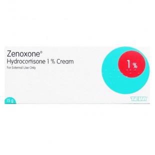 Zenoxone Hydrocortisone Cream 1% 15g