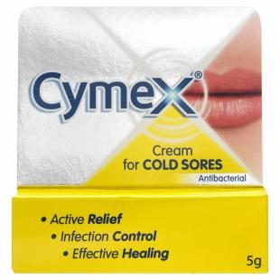 Cymex Cream For Cold Sores - 5g