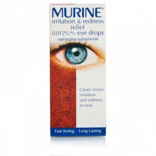 Murine Irritation & Redness Eye Drops – 10ml