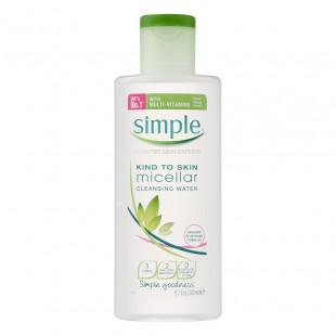 Simple Kind To Skin Micellar Water – 200ml