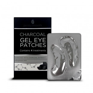 Pretty Smooth Charcoal Gel Eye Patches