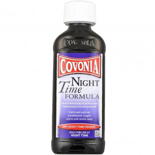 Covonia Night Time Formula – 150ml