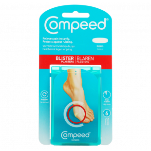 Compeed 6 Small Blister Plasters