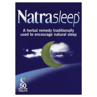 Natrasleep 50 Night-Time Tablets