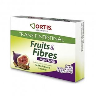 Ortis Fruits & Fibres Cubes - 12