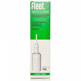 Fleet Cleen Ready to Use Enema 133ml (Sodium Phosphate)