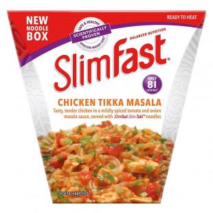 SlimFast Noodle Box Chicken Tikka Masala (250g)