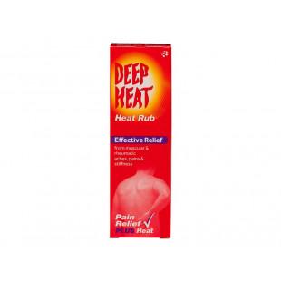 Deep Heat Heat Rub - 100g