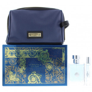 Versace New Homme EDT 100ml + EDT 10ml Blue Bag