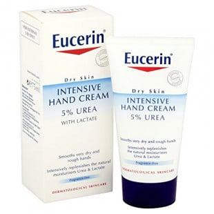 Eucerin Intensive Hand Cream 5% Urea W/ Lactate – 75ml