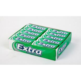 Wrigleys Extra Spearmint Gum - Box of 30 Packs