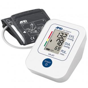 A&D UA-611 Upper Arm Blood Pressure Monitor