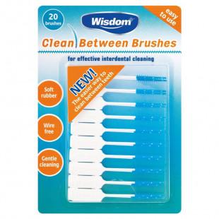 Wisdom Clean Between Brushes - 20