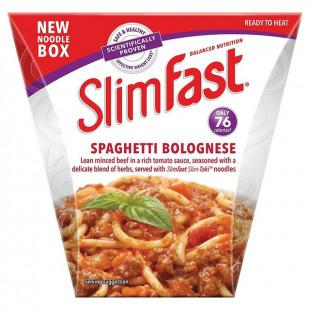SlimFast Noodle Box Spaghetti Bolognese (250g)