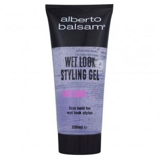 Alberto Balsam Wet Look Styling Gel 200ml