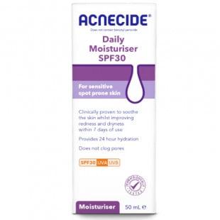 Acnecide Daily Moisturiser SPF30 - 50ml