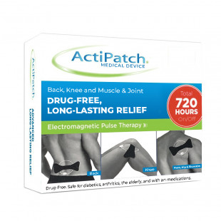Actipatch All-In-One Back, Knee and Muscle & Joint Therapy Device