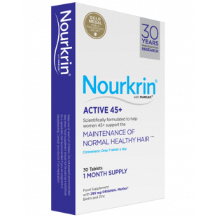 Nourkrin Active 45+ - 30 Tablets