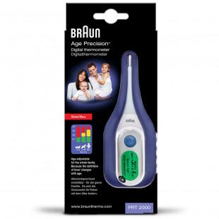 Braun PRT 2000 Age Precision Digital Thermometer