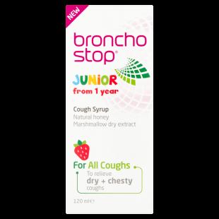 Bronchostop Junior Syrup - 120ml