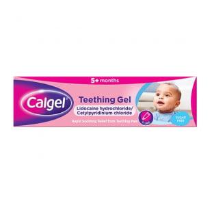 Calpol Calgel Teething Gel 5+ Months - 10g