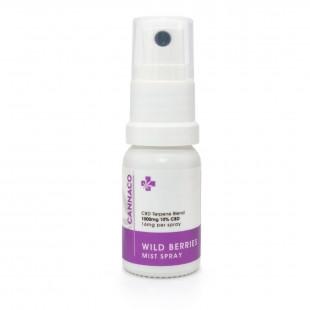 Cannaco CBD 10% Wild Berries Spray