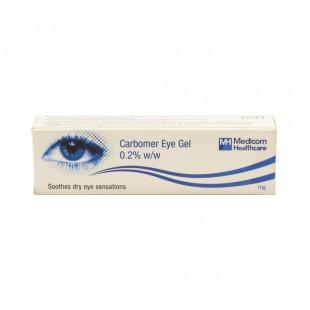 Carbomer Eye Gel 0.2% w/w - 10g