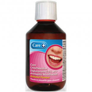 Care Antiseptic Mouthwash Aniseed Flavour - 300ml