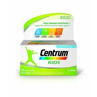 Centrum Kids Chewables - 30 Tablets