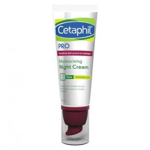 Cetaphil Pro Sensitive Red Moisturising Night Cream 50ml