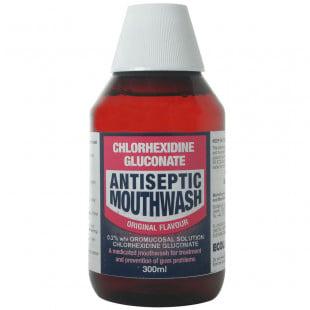 Chlorhexidine Mouthwash Original - 300ml