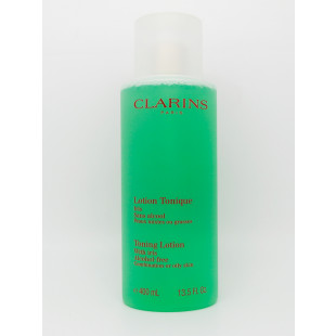 Clarins Jumbo Alcohol Free Toning Lotion with Irsis for Combination or Oily Skin Types 400ml