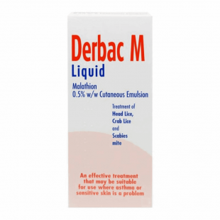 Derbac M Liquid - 150ml