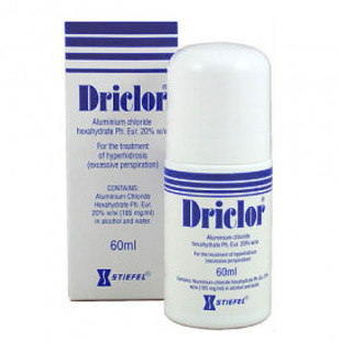 Driclor Antiperspirant Roll-On - 60ml