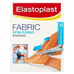 Elastoplast 10 Extra Flexible Fabric 6cm x 10cm