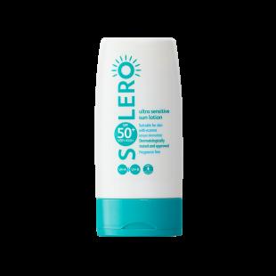 Solero Ultra Sensitive Sun Lotion SPF50+ - 50ml