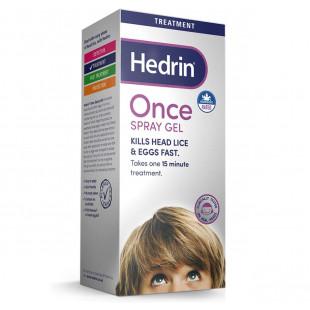 Hedrin Once Liquid Gel - 100ml
