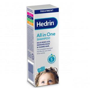 Hedrin All In One Shampoo – 100ml