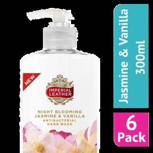 Imperial Leather Jasmine & Vanilla Antibacterial Handwash 300ml - (Case Of 6)