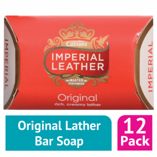 Imperial Leather Original Ivory Classic & Creamy Bar Soap - (Case Of 12)
