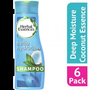 Herbal Essences Hello Hydration Shampoo 200ml - (Case Of 6)