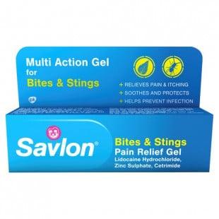Savlon Bites & Stings Pain Relief Gel - 20g