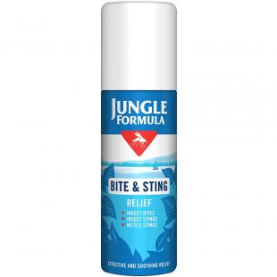 Jungle Formula Bite & Sting Relief Spray - 50ml