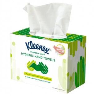 Kleenex Proactive Care Hygienic Hand Towels - 96