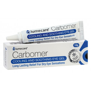 Lumecare Carbomer Cooling And Soothing Eye Gel 0.2% 10g