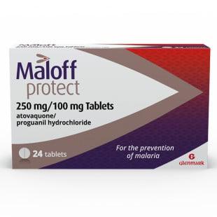 Maloff Protect 250mg/100mg - 24 Tablets