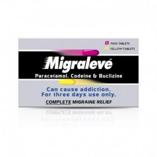 Migraleve Migraine Pink & Yellow Complete 12 Tablets