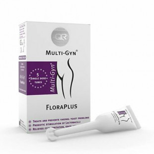 Multi-Gyn Floraplus Thrush - 5 x 5ml