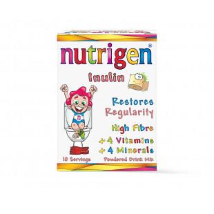 Nutrigen Inulin Powder Drink Mix Fruit Flavour - 10 Sachets